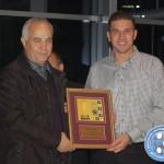 Suad Tabalović najbolji nogometaš godine u Kalesiji