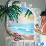 Kalesijski slikar Mehdin Glogić priprema novu izložbu