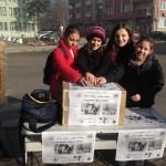Kalesija: I djeca se uključila u akciju prikupljanja pomoći svojim vršnjacima u Siriji