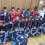 Na turniru u Njemačkoj: Kalesijski dječaci ostavili odličan utisak, remizirali protiv Fiorentine, od Bajerna poraženi 2:0