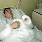Povrijeđeni Mirnes Nišić govori o nesreći u Seljublju