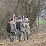 U deminiranju terena na području kalesijske općine učestvuju i pripadnici Oružanih snaga BiH