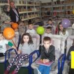 """Gradska biblioteka i vrtić """"Mali princ"""" obilježili Međunarodni dan dječije knjige (FOTO)"""