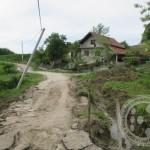 Klizište prijeti da proguta i naselje Ibralići