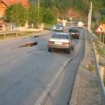 Vozači oprez: Velika oštećenja na magistralnom putu Babajićima