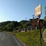 """Mladi iz Babajića napravili koš na """"magistrali smrti"""""""