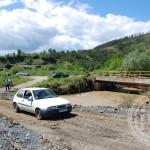 Spreča nije odnijela privremeni most, već ga je samo bila preplavila (FOTO)