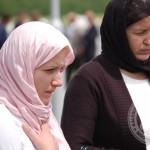 Senida (Mila) Bećirović sahranila posmrtne ostatke majke (FOTO)
