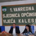 U Kalesiji održana vanredna sjednica Općinskog vijeća