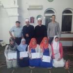 Džemat Seljublje ponosno predstavlja sedam novih svršenika Kur'anske obuke