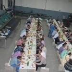 U Gornjim Raincima priređen iftar za borce 9. muslimanske brigade (FOTO)