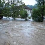 U Seljublju poplavile četiri kuće