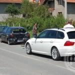 FOTO: U saobraćajnoj nesreći u Miljanovcima povrijeđena jedna osoba