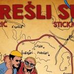 Sutra, u kalesijskom BKC-u, promocija stripa o genocidu u Srebrenici
