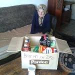 Plemenita akcija džemata Miljanovci: Paketi za spocijalno ugrožene porodice (FOTO)