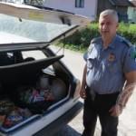 Hodžićima u Vukovijama priskočili u pomoć policajci, građani, ali i Bešić Stil