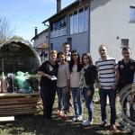Studenti iz Tuzle pomogli porodici Have i Omera Hodžića