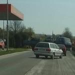 U saobraćajnoj nesreći u Miljanovcima povrijeđena jedna osoba