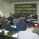16 kalesijskih vijećnika traži od v.d. načelnika Salmira Avdibašića da ne vrši nikakve kadrovske promjene i da vodi računa o trošenju budžetskog novca
