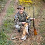 Kalesijski vijećnik upucao lisicu na kućnom pragu