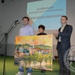 """FOTO: Uspješna humanitarna izložba slika u BKC-u """"Alija Izetbegović"""""""