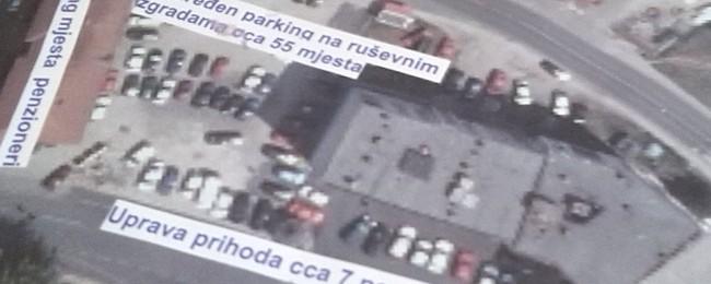 kalesija parking