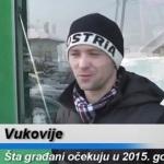 Video:Šta građani Kalesije očekuju u 2015 godini?