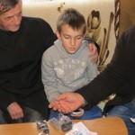 Adem Merić dobio novi mobitel, želja mu je da ima računar