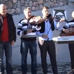 """Poslušajte i pogledajte spot za pjesmu o mostu """"Sead Džafić"""": Gradila se na Spreči ćuprija"""