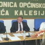 Poziv za rad u biračkih odborima na prijevremenim izborima za Načelnika općine Kalesija