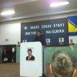 Mladi podržavaju doktora Osmanovića