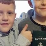 VIDEO: Sedmogodišnji Edmir Malić iz Vukovija mujezini u džematu Dortmund
