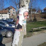 SDA oštro osuđuje uništavanja i skidanja plakata Nedžada Džafića