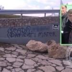 """Nakon uvredljivih grafita na mostu """"Sead Džafić"""" reagovao predsjednik MZ Kalesija centar"""