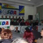 Meho Suljkanović, predstavnik nacionalnih manjina u Općinskom vijeću, dao podršku Nedžadu Džafiću