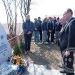 U kalesijskoj mjesnoj zajednici Jajići: Podigli spomenik poginulom holandskom vojniku