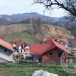 Na području Kalesije reaktiviralo se deset klizišta, ugrožene kuće i putevi