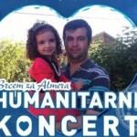 Održan humanitarni koncert za Almera Mustafića