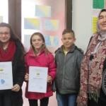 Takmičenje kalesijskih osnovaca iz matematike: Najbolji Kanita Rakovac, Lejla Sinanović, Elmir Hamzić i Ahmed Imamović