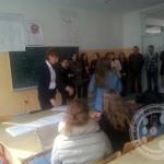 Takmičenje iz engleskog jezika učenika kalesijskih osnovnih skola: Najbolji Elma Abidović, Adnan Hukić, su Ahmed Imamović i Mehmed Karahodžić