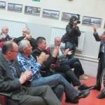 Obraćanje Halila Jahića, predsjednika SDA Kalesija, na Skupštini: Potreban nam je kontinuirani rad tokom cijele godine, a ne samo par mjeseci uoči izbora