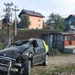 U stravičnoj nesreći kod tunela u Čaklovićima poginuo Enver Šabanović iz Kalesije