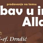 """Večeras predavanje u Raincima Gornjim: """"Ljubav u ime Allaha"""""""