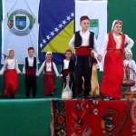 Sedma međunarodna smotra folklora, Kalesija 2015