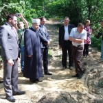 Ministar Edin Ramić obišao grobnicu u Snagovu
