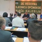 Nermin Mešić položio zakletvu, dodijeljena 34 placa