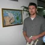 Svestrani Amir Muminović iz Hajvaza: Profesor, reper, glumac, kaligraf, slikar…