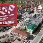 Novo rukovodstvo OO SDP Kalesija: Šmigalović, Hasanović i Osmanović izabrani za potpredsjednike, u Predsjedništvu sedam mladih