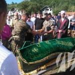"Uz državničke počasti sahranjen ""Zlatni ljiljan"" Šefik Selimović"