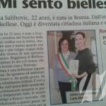 Uspjeh mlade Zvorničanke Selma Salihović u Italiji: Od izbjeglice do magistrice